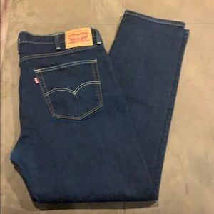 Men's Levi's 541 Jeans 40x34 Straight Stretch